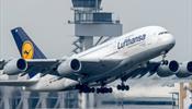 Lufthansa улетела