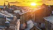 Петербуржцам предложат подключиться к борьбе с экскурсиями на крышах