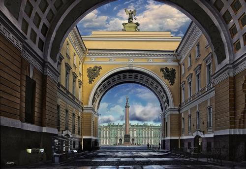 Президент России одобрил введение электронных виз для С-Петербурга и Ленобласти