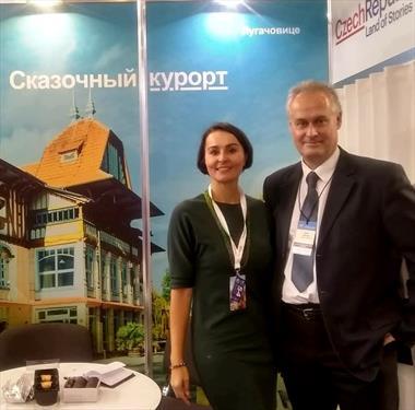 Впервые workshop «Чешские курорты»