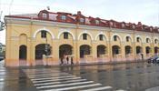 На рынок выходит Holiday Inn Express St. Petersburg Sadovaya