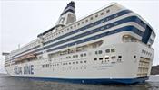 Сломался паром Tallink Silja