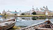 Власти Карелии запретили поездки в район Соловецкого архипелага по воде