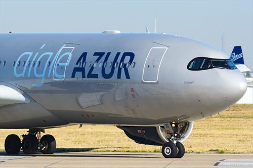 Авиакомпания, выполняющая рейсы из Москвы в Марсель, подала на банкротство