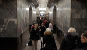 В московском метро объявили воздушную тревогу