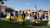 Празднования в честь покровителя чешских земель, пивоваров и виноделов