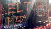 В Испании осудили нападение на автобус с туристами