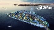 На новом острове Bluewaters в Дубае отели уже принимают туристов