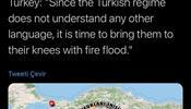 Ответственность за пожары в Турции взяла на себя террористическая организация