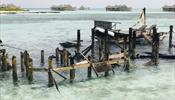 Мальдивы понесли потери