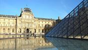 Лувр закрывается