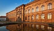 Заново открывается Дрезденская галерея старых мастеров