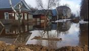 Резиденция Деда Мороза в зоне бедственного положения