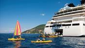 Royal Caribbean и Carnival активнее внедряются в экспедиционные круизы