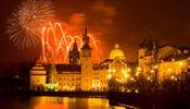 На Новый Год – в северную и центральную Европу