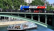Париж: туристические автобусы вызывают «полную анархию»