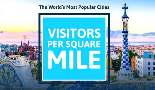 Самые перегруженные туристами места – это не города