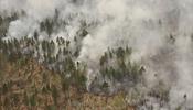 Байкал в дыму