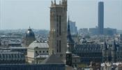 В Париже для туристов открывают башню Сен-Жак