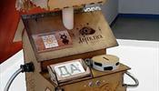 Робот из С-Петербурга предсказывает будущее в Кисловодске