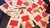 В С-Петербурге разобрали красную ковровую дорожку из Канн