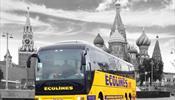 Ecolines запускает еще один рейс на Москву
