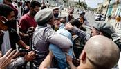 На Кубе протесты