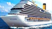 У Costa Cruises дебютирует новый флагман