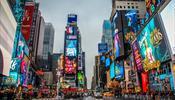 Нью-Йорк принимает в 8 раз больше туристов, чем С-Петербург