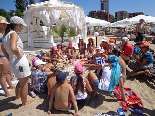 Детям – хорошо в Болгарии