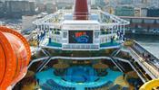 Carnival объявила об отмене круизов на Carnival Vista