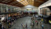 В аэропорт Венеции нужно приежать весьма заранее