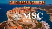 MSC Cruises перегонит круизный лайнер в Саудовскую Аравию