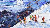 Куда идет горнолыжный туризм