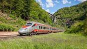 Новый поезд Милан – Франкфурт через Швейцарию