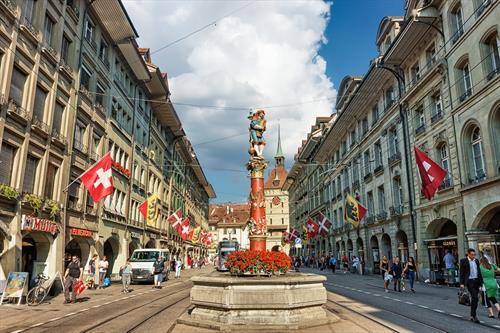 В Швейцарии внушительный рост числа туристов из России