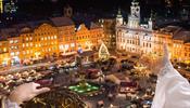 Веселое Рождество – в Ческе Будейовице