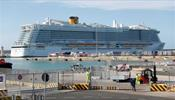 Россияне заблокированы на круизном лайнере