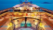 Особый день на круизном лайнере с «Атлантис Лайн»