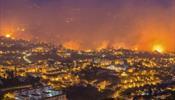 Мадейра выгорает