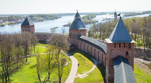 В 2020 году между С-Петербургом и Великим Новгородом могут стартовать круизы