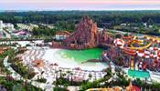 Rixos открыл в Анталье самый большой парк развлечений в Турции