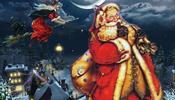Фея Бефана + три Деда Мороза