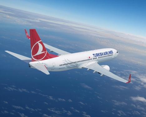 Turkish Airlines открывает новый рейс в Анталию из С-Петербурга