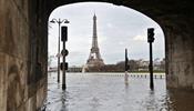 На С-Петербург и Москву надвигается циклон, вызвавший мощное наводнение в Париже
