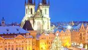 Прага – красиво войти в Новый год
