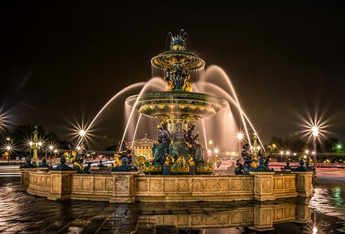 Париж 2018 – очарование «искусства жить»