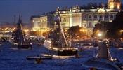 Американский эсминец не сорвал морской парад в С-Петербурге
