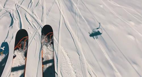 В Италии запускают первый в Европе горнолыжный курорт без пластика