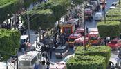 В Тунисе взорвали бомбу